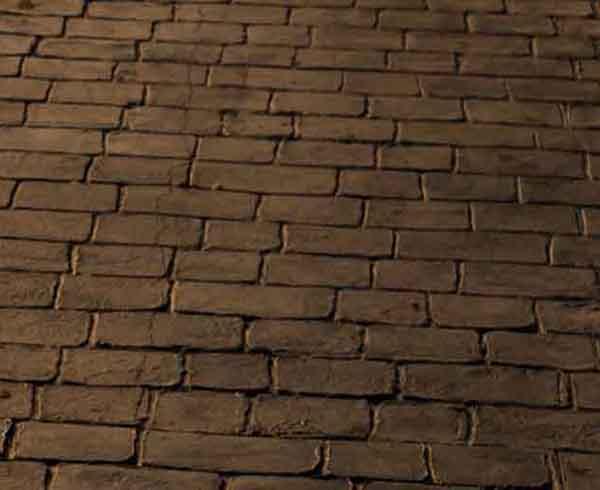 Pavimento de hormigon impreso en Elche